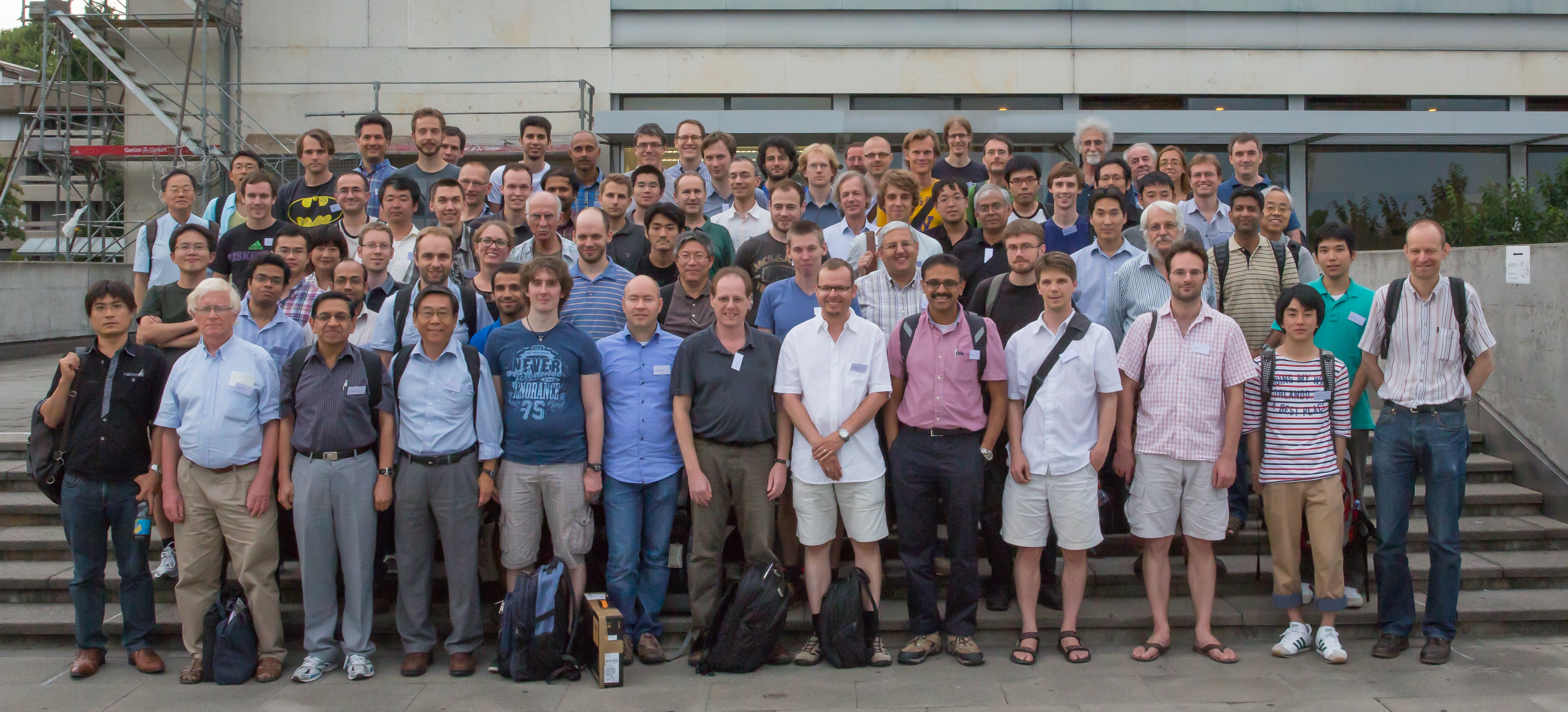 XQCD13 workshop photo